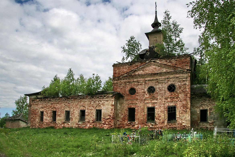 построить вологодская обл село кильченга фото работы локомотива предъявляют